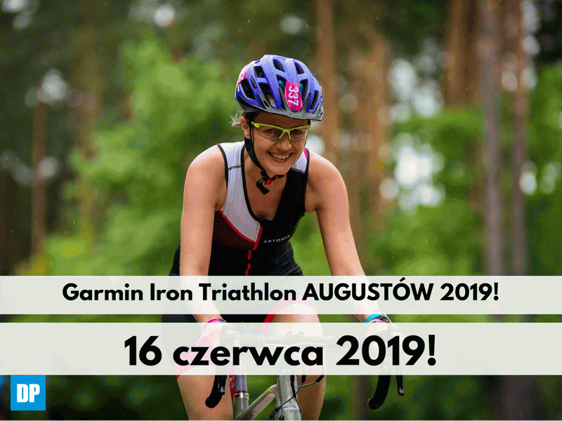 Garmin Iron Triathlon w Augustowie